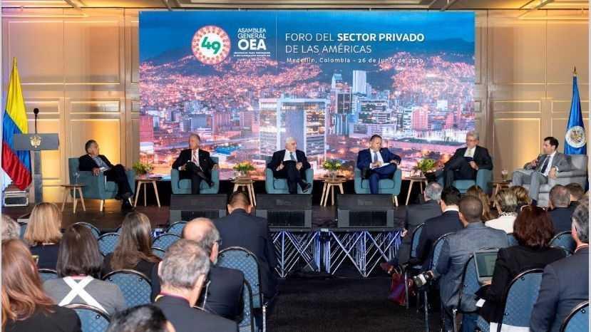 UIA-OEA: el sector privado frente a los desafíos de la integración regional y la Industria 4.0